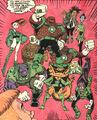 Poglachian Green Lantern Corps 01