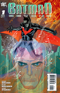 Batman Beyond Vol 3 1 Variant