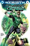 Hal Jordan and the Green Lantern Corps Vol 1 1