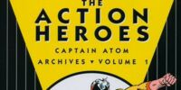 The Action Heroes Archives Vol. 1 (Collected)