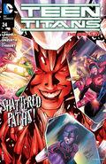 Teen Titans Vol 4 24