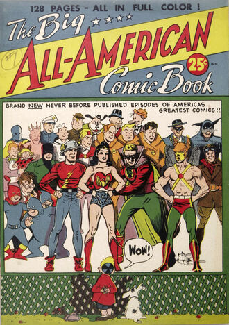 File:Big All-American Comic Book Vol 1 1.jpg