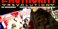The Authority: Revolution/Covers