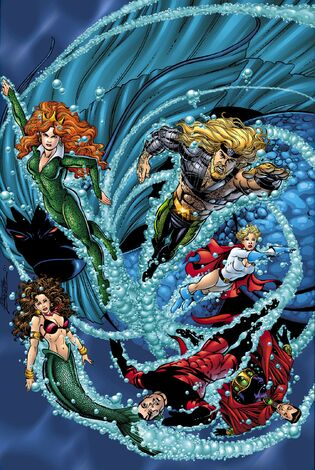 File:Justice Leagues Justice League of Atlantis Vol 1 1 Textless.jpg