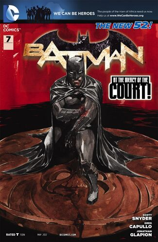 Variant by [[Dustin Nguyen]]