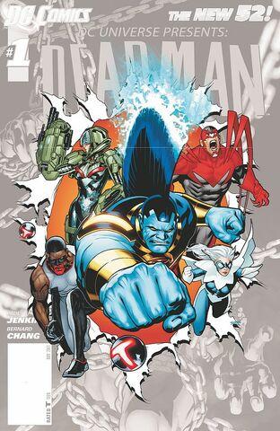 File:DC Universe Presents Vol 1 0 Textless.jpg