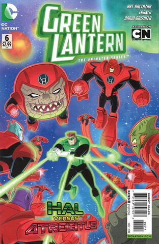 File:Green Lantern The Animated Series Vol 1 6.jpg
