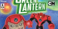 Green Lantern: The Animated Series Vol 1 6