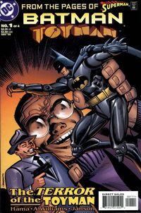 Batman Toyman 1