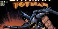 Batman: Toyman/Covers