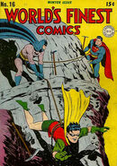 World's Finest Comics 16