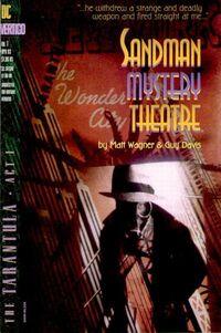 Sandman Mystery Theater 1