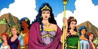 Hippolyta (New Earth)/Gallery