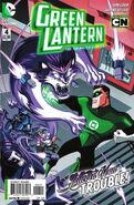 Green Lantern The Animated Series Vol 1 4
