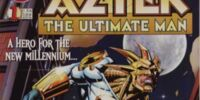 Aztek: The Ultimate Man/Covers