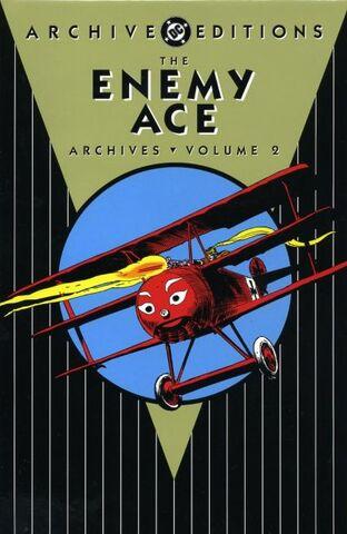 File:Enemy Ace Archives, Volume 2.jpg