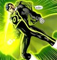 Green Lantern Mon-El 01