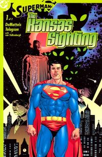 Superman The Kansas Sighting Vol 1 1