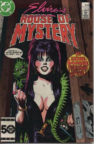 File:Elvira's House of Mystery Vol 1 1.jpg