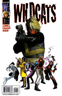 Wildcats Vol 1 1A
