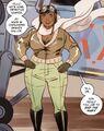 Amanda Waller DC Bombshells 0001
