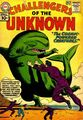 Challengers of the Unknown Vol 1 20