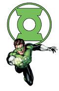 Hal Jordan 007