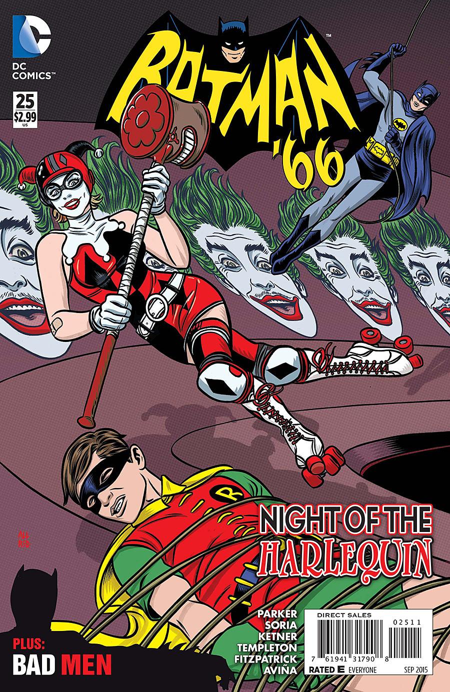 Batman 66 Vol 1 25 Dc Database Fandom Powered By Wikia