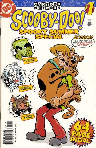 File:Scooby Doo Spooky Summer Special Vol 1 1.jpg