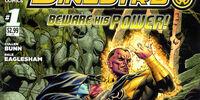 Sinestro/Covers