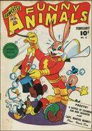 Fawcett's Funny Animals Vol 1 35