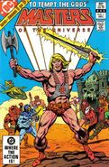 Masters of the Universe Vol 1 1