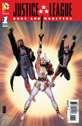 Justice League Gods And Monsters Vol 1 1