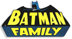 Batman Family Vol 1 Logo