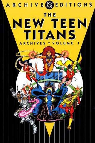File:New Teen Titans Archives, Volume 1.jpg