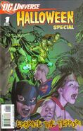 DC Universe Halloween Special 1