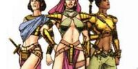 Amazons of Bana-Mighdall/Gallery