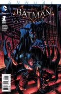 Batman Arkham Knight Annual Vol 1 1