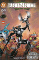 Bionicle Vol 1 24 Variant