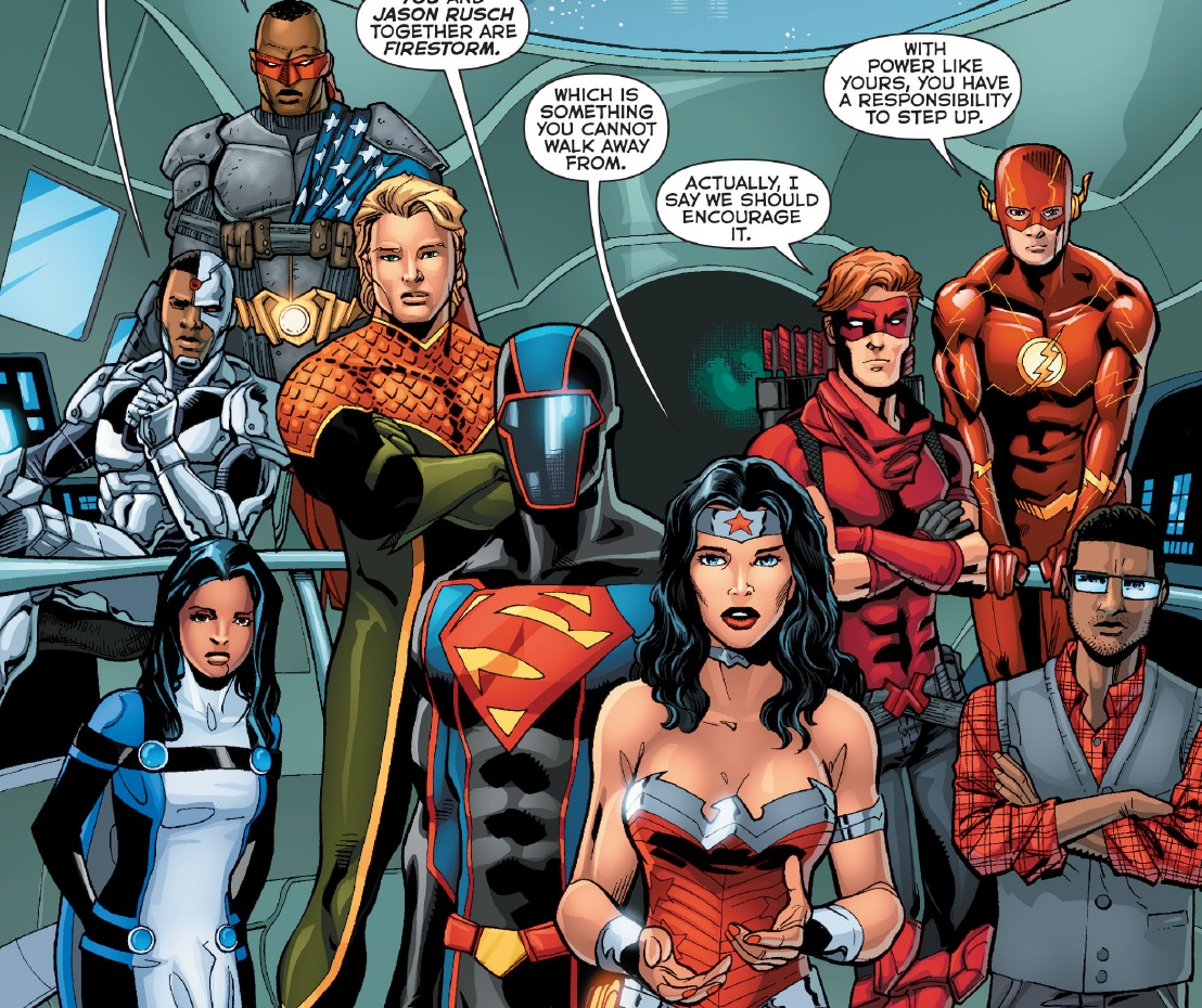 Image Result For Justice League Review