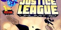 Justice League Unlimited/Covers