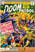 Doom Patrol v1 103
