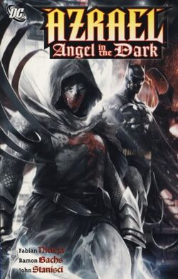Cover for the Azrael: Angel in the Dark Trade Paperback