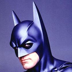 Cloony Batman mug