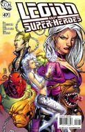 Leigon of Super-Heros (Vol. 5) -47