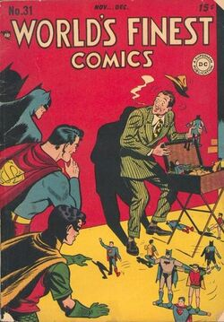 World's Finest Comics 31
