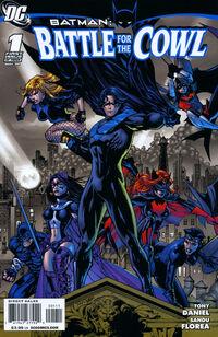 Batman - Battle for the Cowl Vol 1 1A