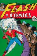 Flash Comics 12