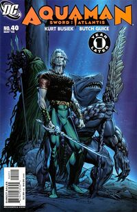 Aquaman Sword of Atlantis 40