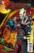 Green Lantern Vol 5 23.1 Relic